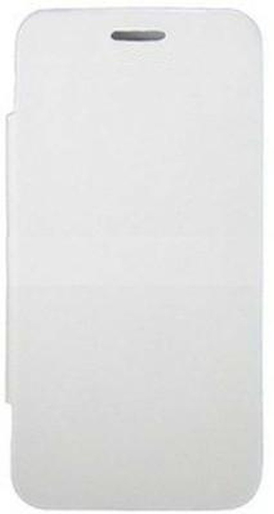 Flip Cover for XOLO Q3000 - White