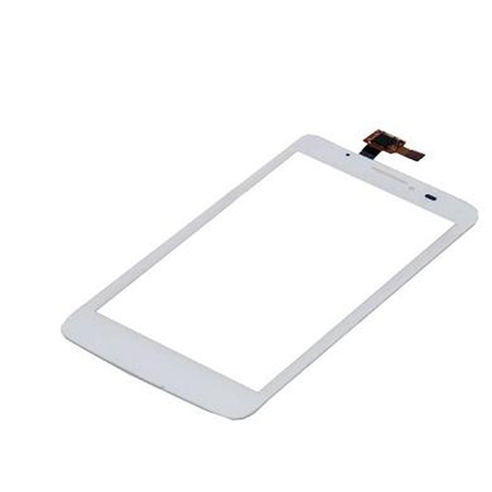 Touch Screen Digitizer for Alcatel One Touch Scribe Easy - White