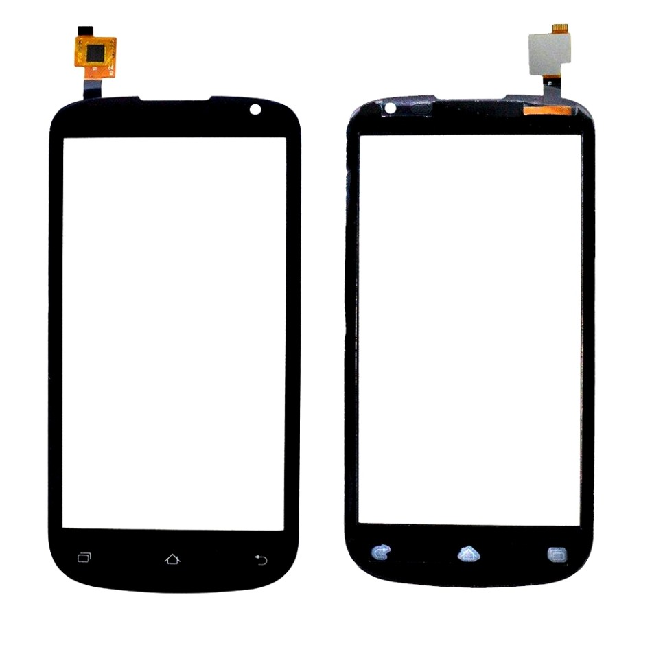 low priced 44992 497e7 Touch Screen Digitizer for Micromax Canvas Elanza A93 - Black