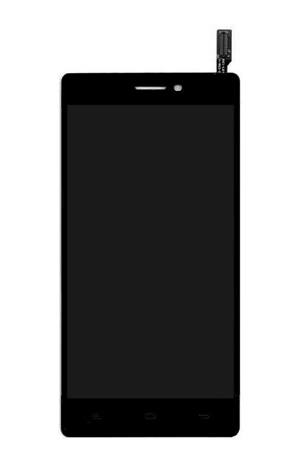 Lcd With Touch Screen For Gionee M2 White By - Maxbhi.com