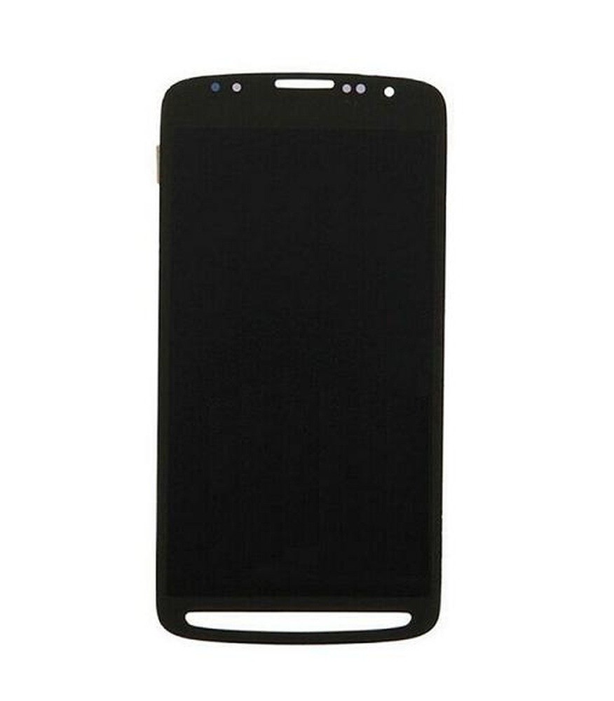 LCD with Touch Screen for Samsung Galaxy S4 Active SHV-E470S - Black