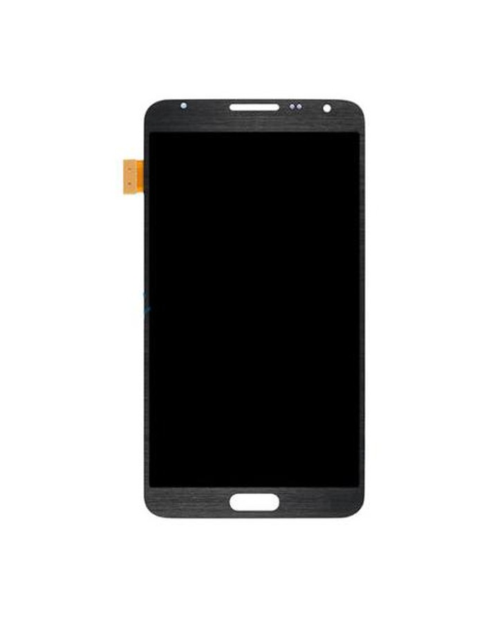 Lcd With Touch Screen For Samsung Galaxy Note 3 Neo Duos Black By - Maxbhi.com