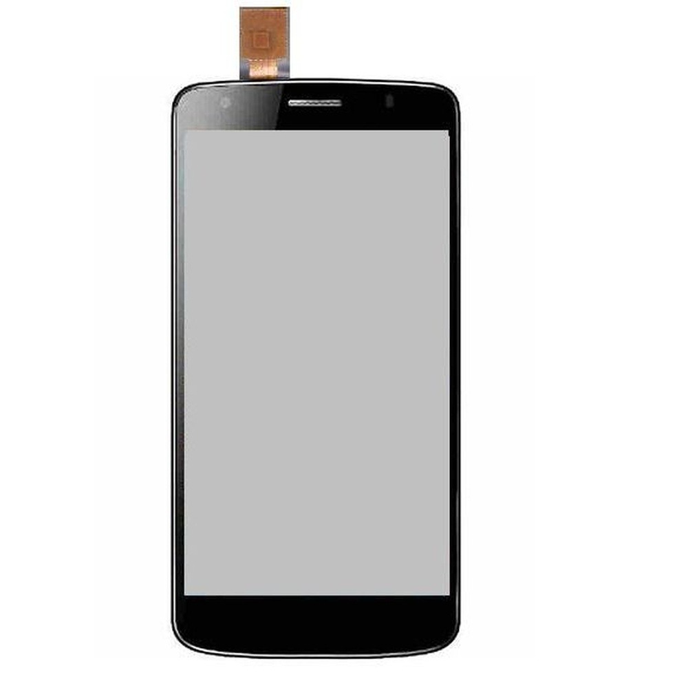 Touch Screen Digitizer for Intex Aqua Star 2 HD - Black