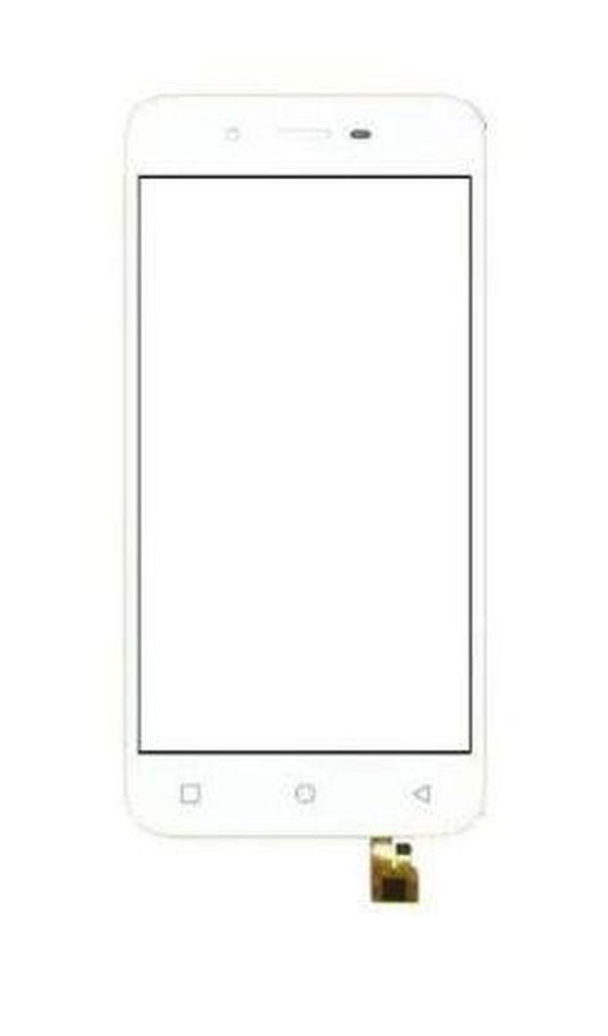 Touch Screen Digitizer For Micromax Canvas Spark White By - Maxbhi.com