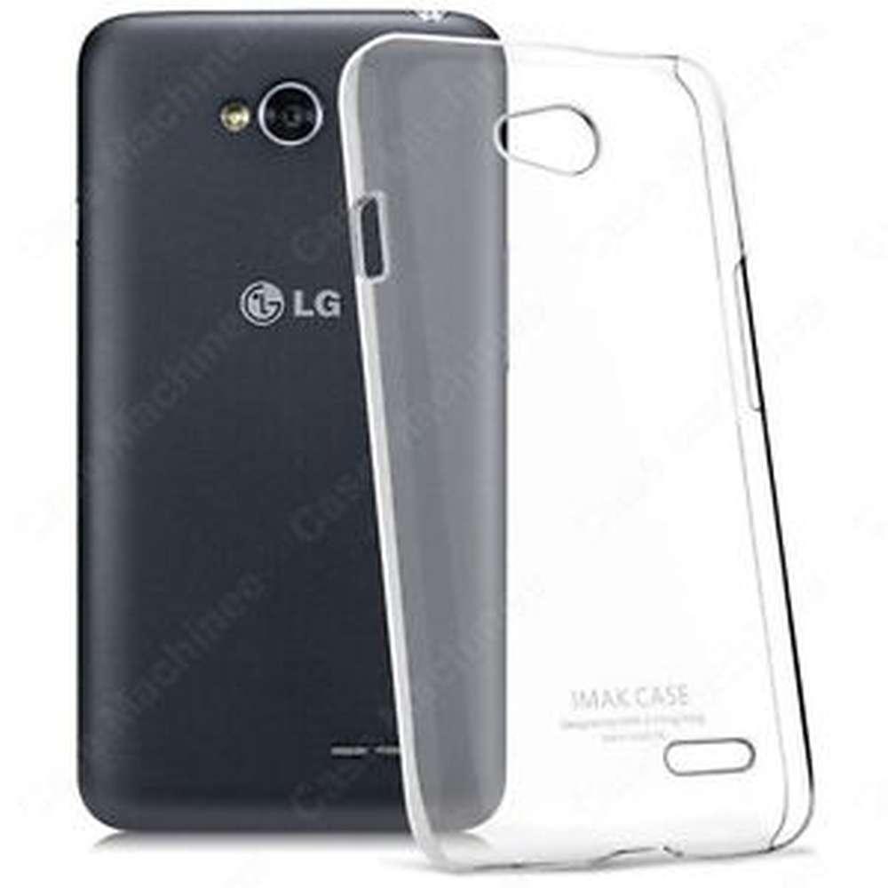 promo code 91deb 476d4 Transparent Back Case for LG L90 Dual D410