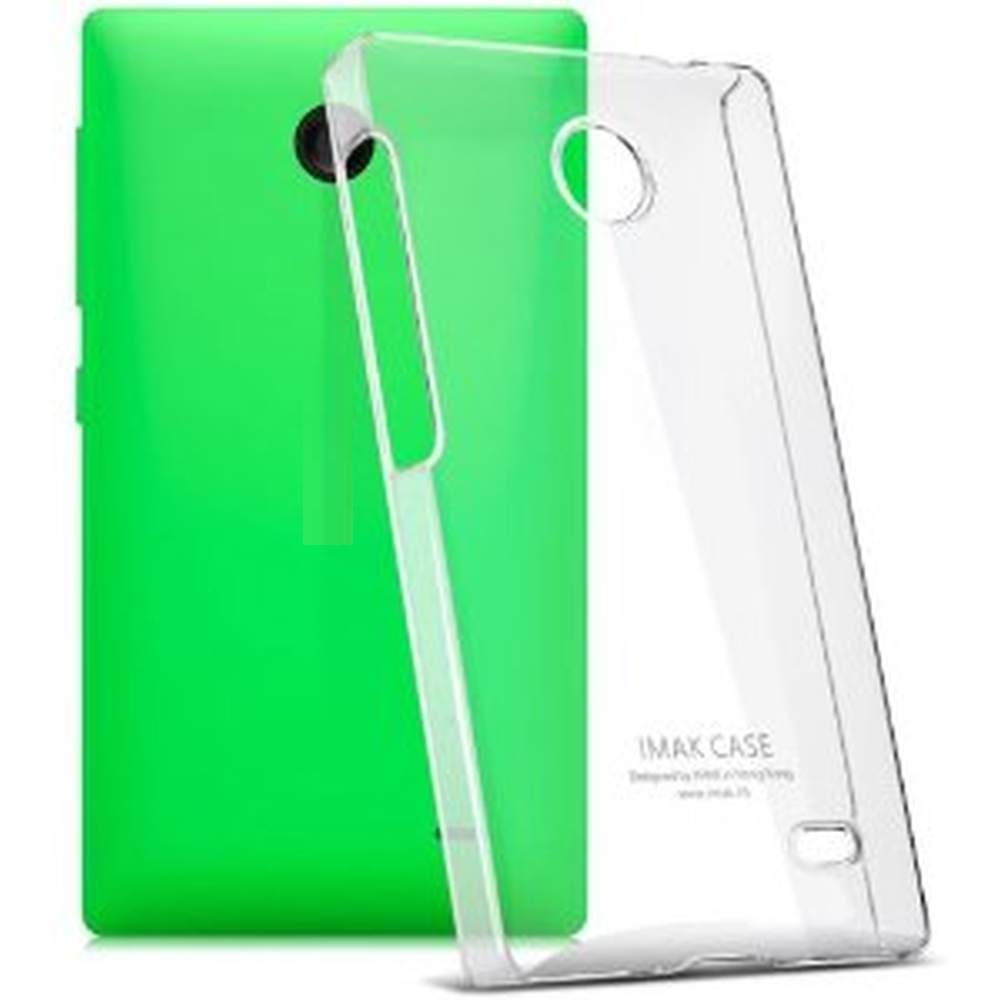 new style 9115d 6ccba Transparent Back Case for Nokia 2730 classic