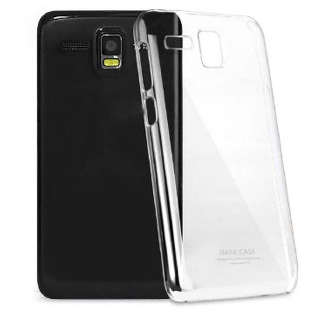 official photos 25ec7 5cf4a Transparent Back Case for Samsung Galaxy Core LTE G386W
