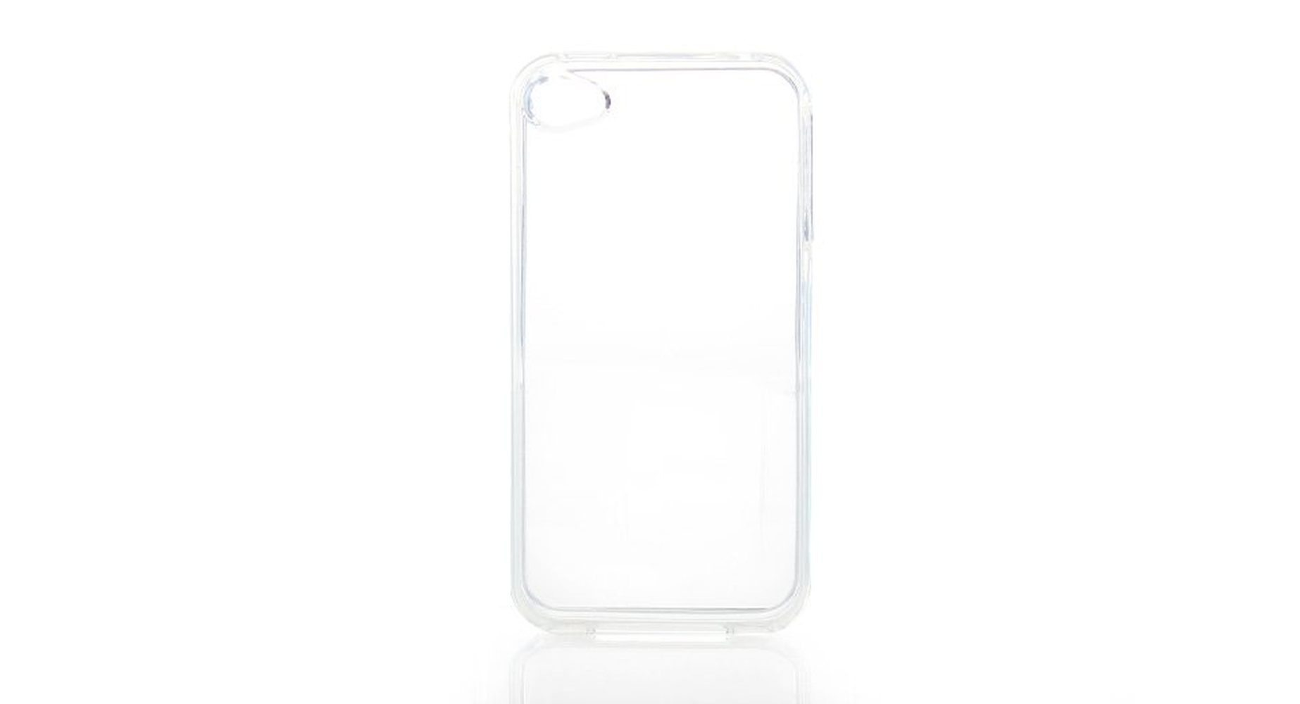 reputable site 29239 26f63 Transparent Back Case for XOLO Q1200