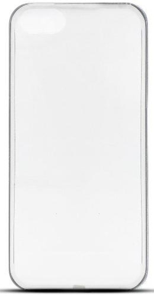 Transparent Back Case for Micromax Canvas 5