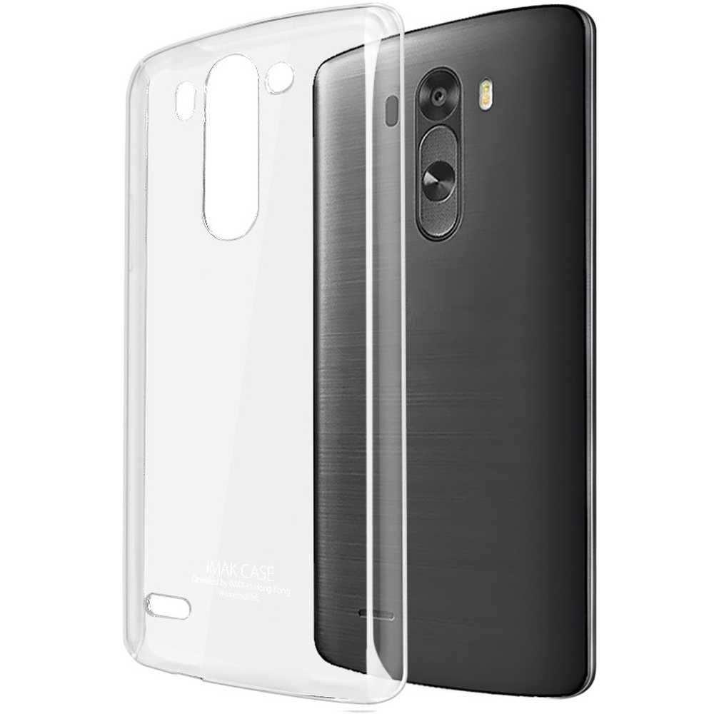 size 40 27b5d c56b1 Transparent Back Case for Mi 4i