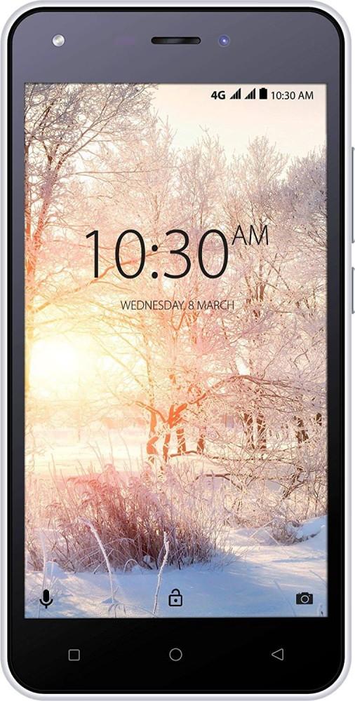 Back Panel Cover for Karbonn Aura Power 4G Plus - Black ...