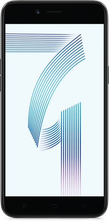 How much cost to repair Oppo A71 display screen in India