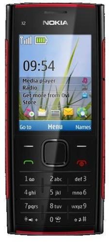 Nokia X2-00 Spare Parts & Accessories
