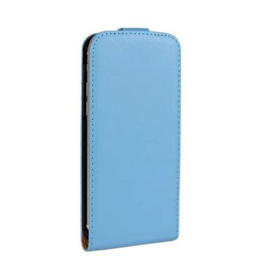 official photos 37f64 5674e Flip Cover for HTC Desire U Dual Sim - Blue