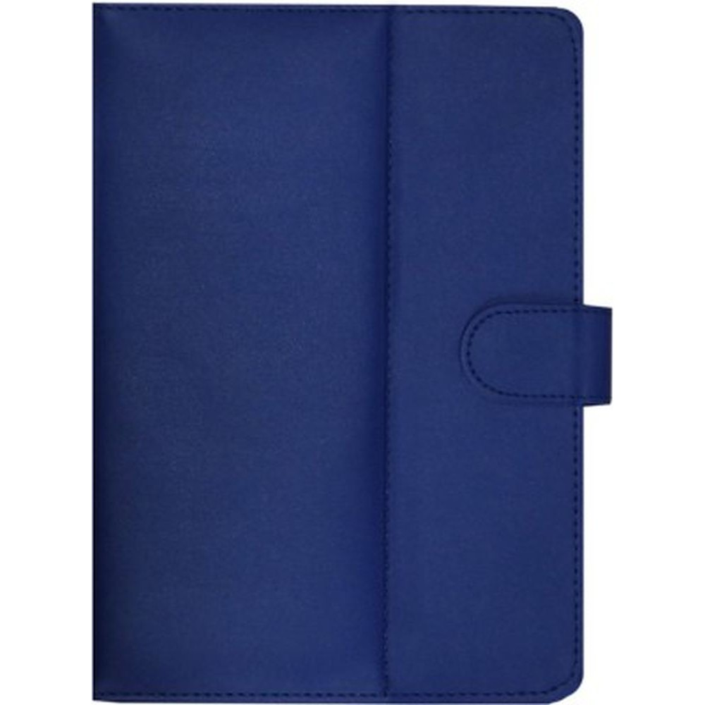 huge discount 0b29b 1a85c Flip Cover for Micromax Canvas Tab P480 - Blue