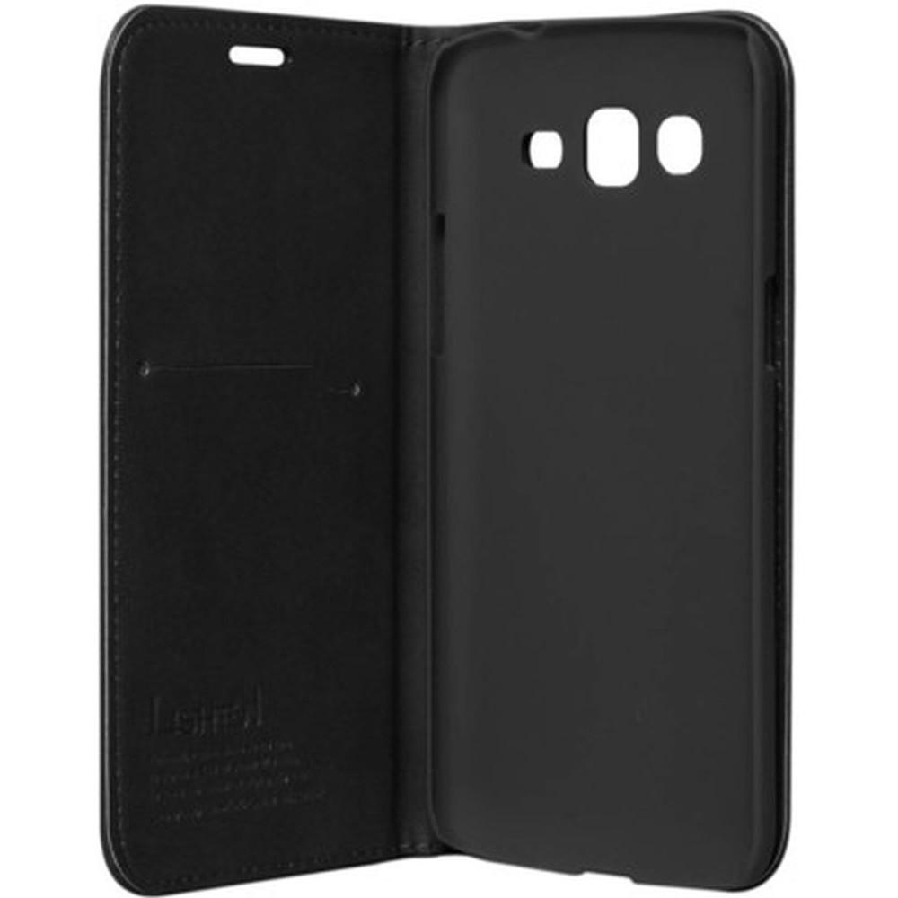 68bc610f965 Flip Cover for Samsung Galaxy Grand 2 LTE - Black by Maxbhi.com