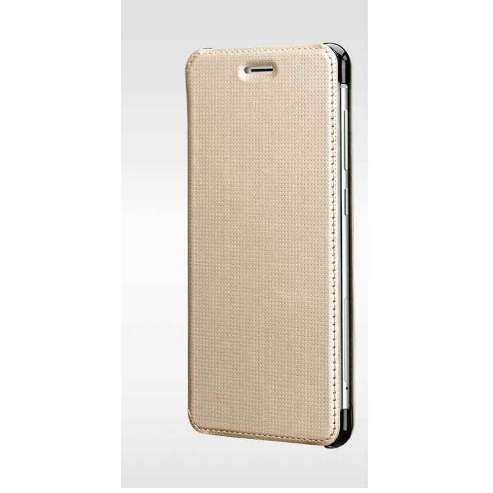 the best attitude 69d42 5e8be Flip Cover for Vivo X5 Pro - Gold