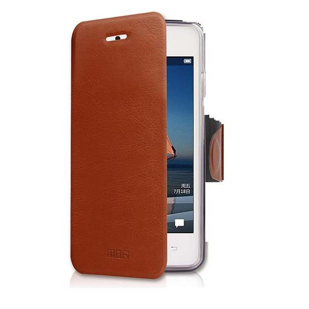 new styles cd771 46ba5 Flip Cover for Vivo Y11 - Brown
