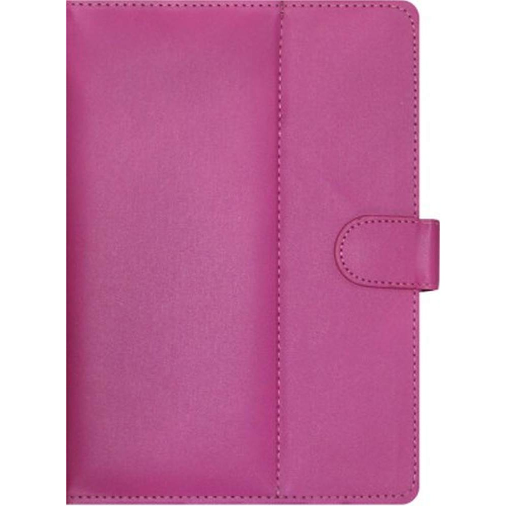 huge selection of 6edee 91271 Flip Cover for Micromax Canvas Tab P480 - Pink