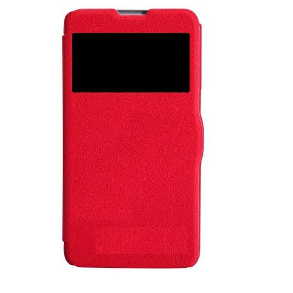 new product c32eb f0106 Flip Cover for LG G Pro Lite D686 - Red