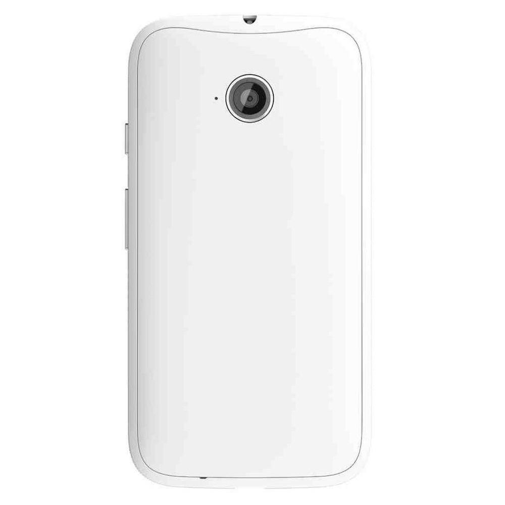 new styles d5658 c2079 Full Body Housing for Moto E 2nd Gen 4G - White