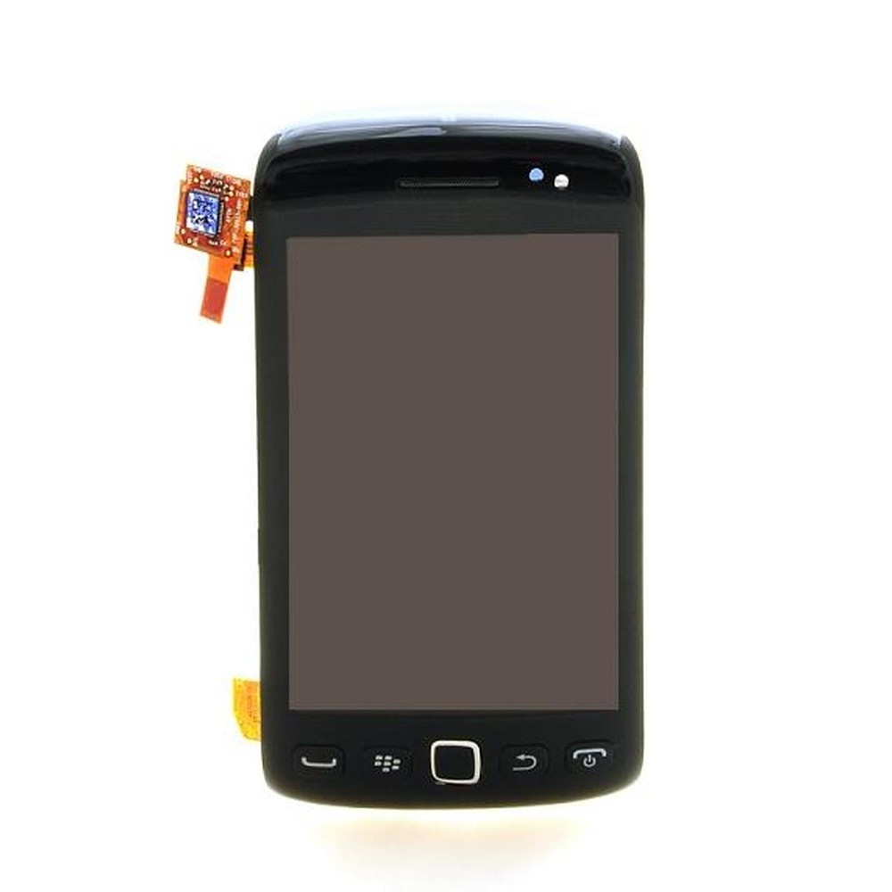 LCD with Touch Screen for BlackBerry Torch 9860 Monza - White