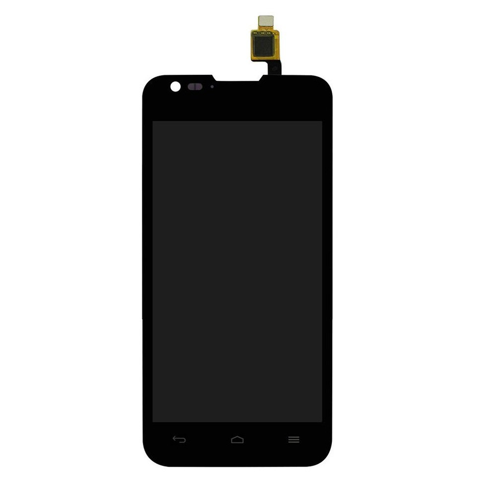 LCD with Touch Screen for Huawei Ascend Y550 - White (display glass combo  folder)