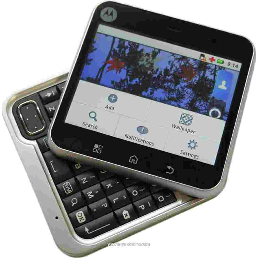 lcd with touch screen for motorola flipout mb511 black by maxbhi com rh maxbhi com Motorola Flipout MB-811 Review Celulares Motorola Flipout