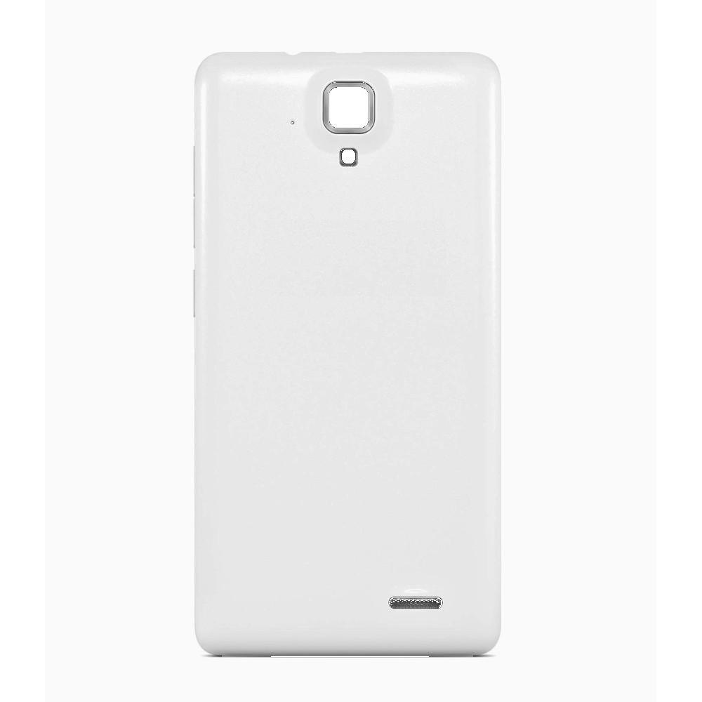 new arrival e37dc 389e7 Back Panel Cover for Lenovo A536 - White