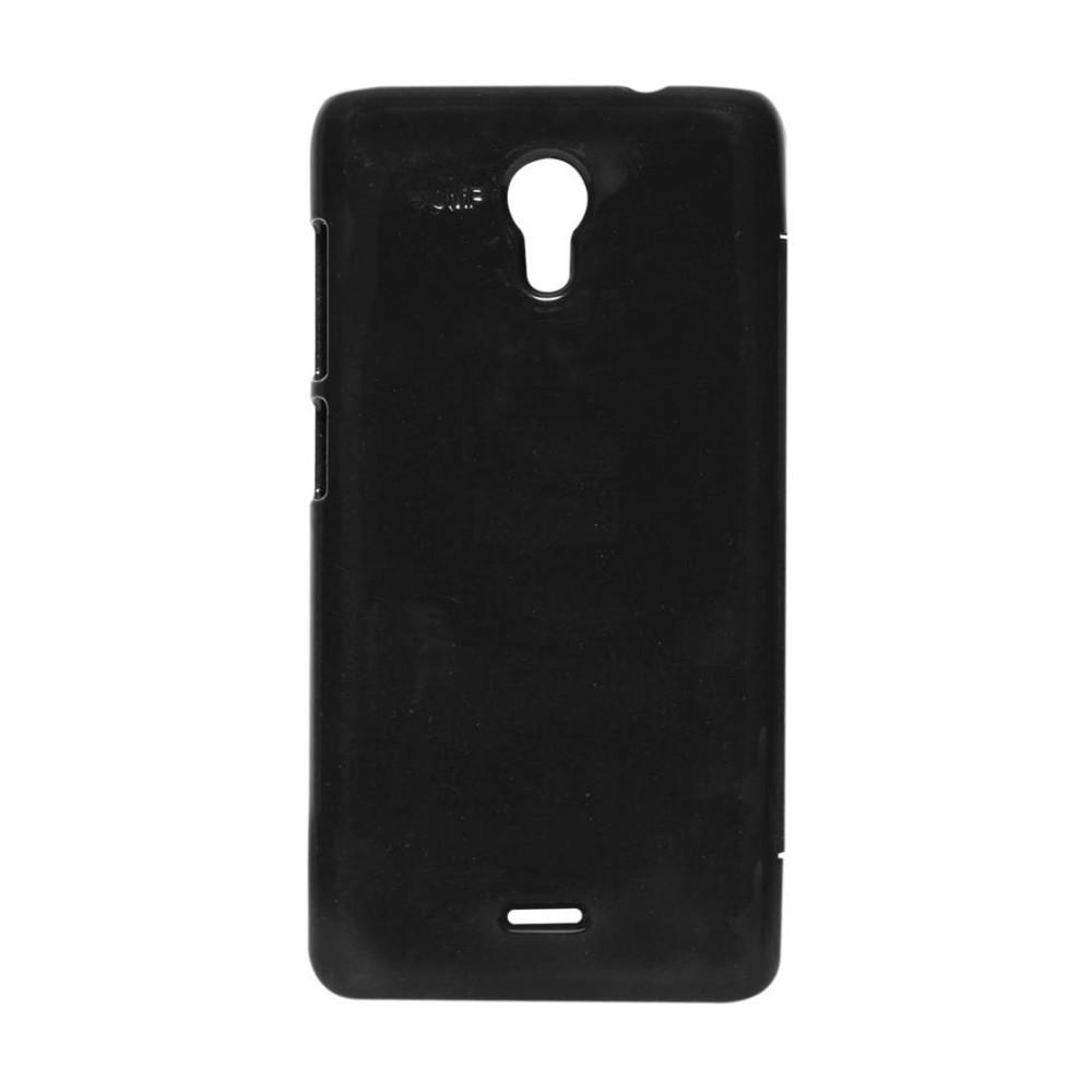 sale retailer 5ef82 48029 Back Panel Cover for Micromax A106 Unite 2 - Black