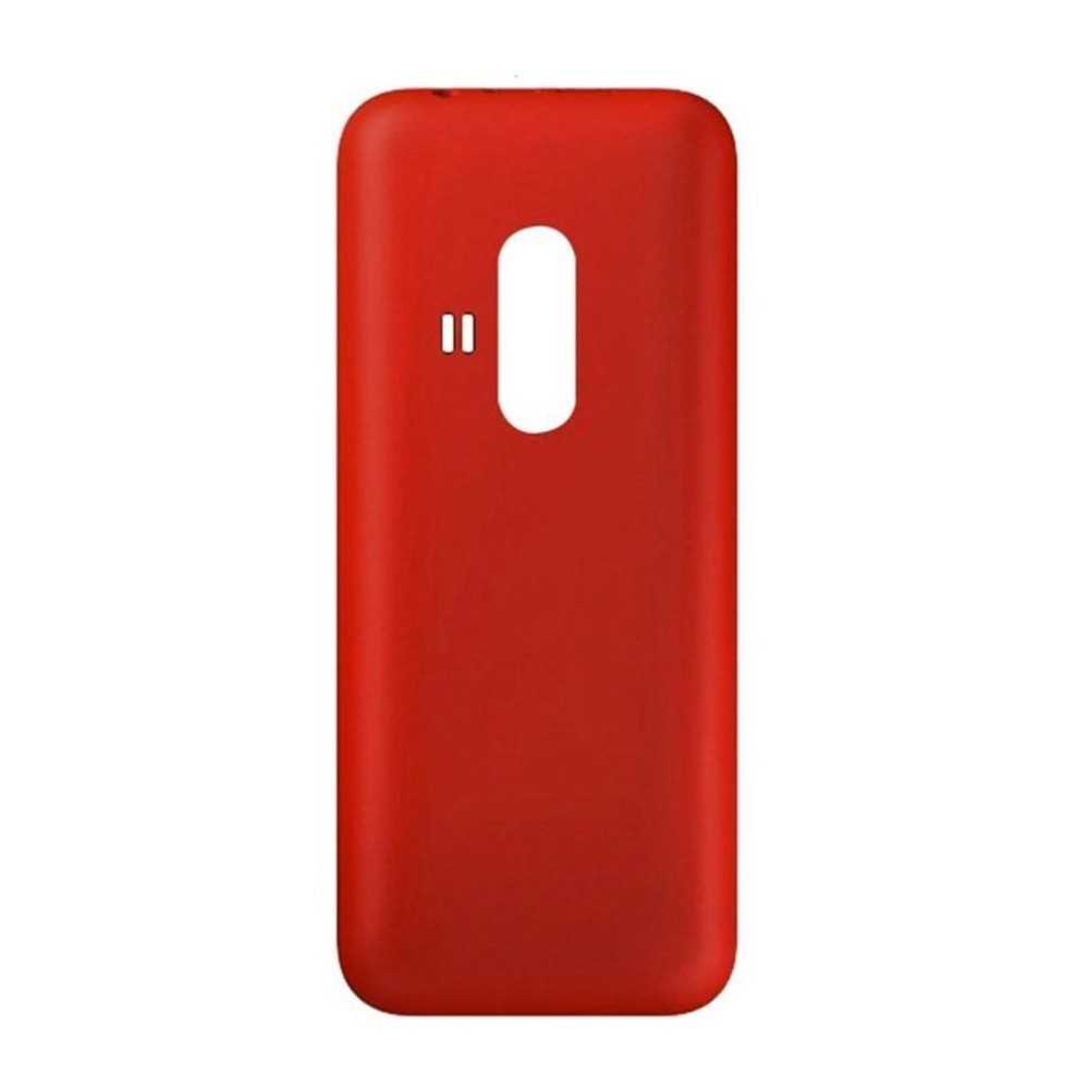new concept 3ff67 74897 Back Panel Cover for Nokia 220 Dual SIM RM-969 - Red