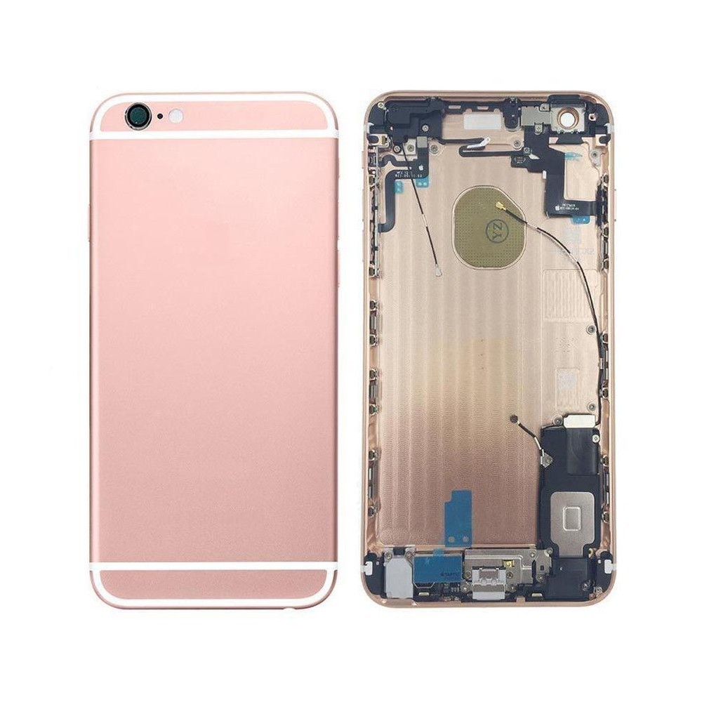 best service 16a63 31809 Full Body Housing for Apple iPhone 6s Plus - Rose Gold - Maxbhi.com
