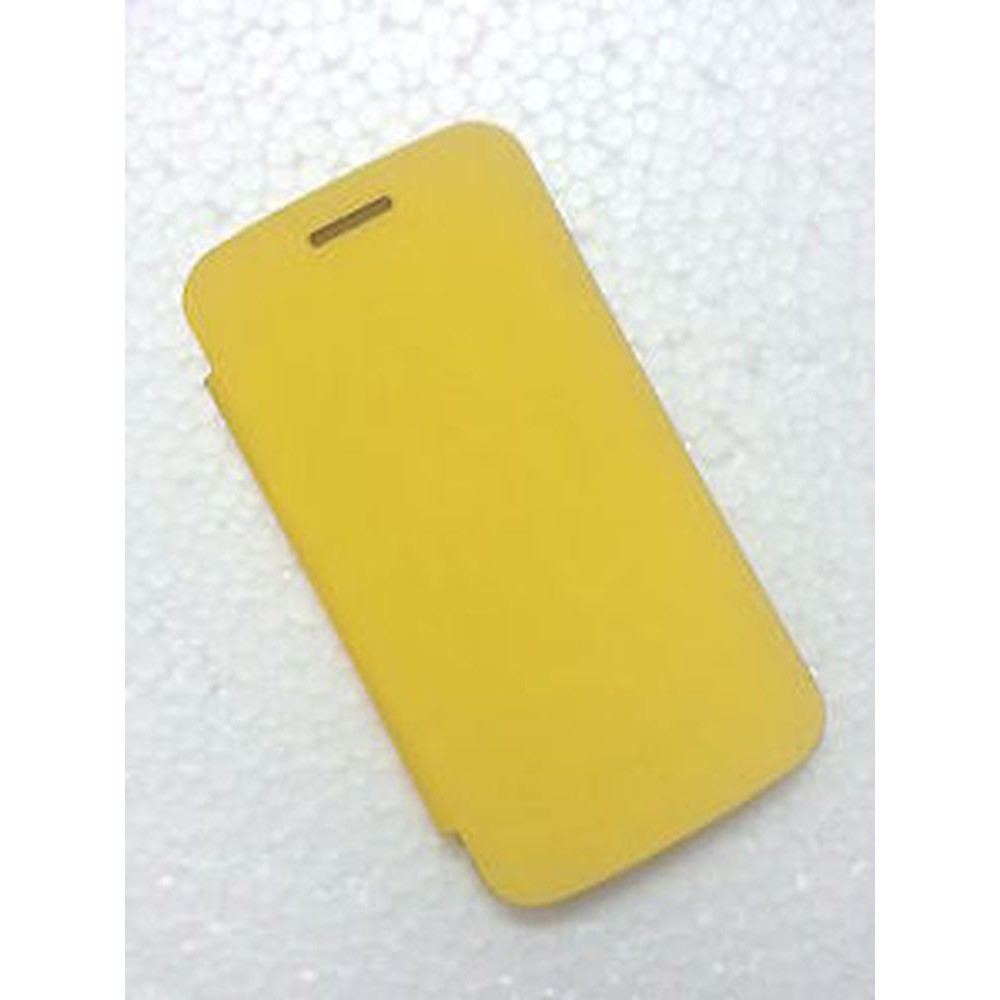 best service ccac2 47eb4 Flip Cover for Micromax A110Q Canvas 2 Plus Green