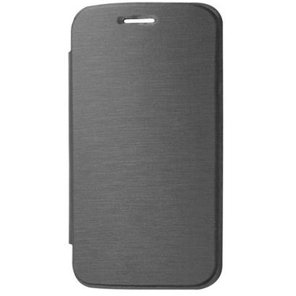 huge selection of bae16 bcf1a Flip Cover for Micromax A110 Canvas 2 - Black