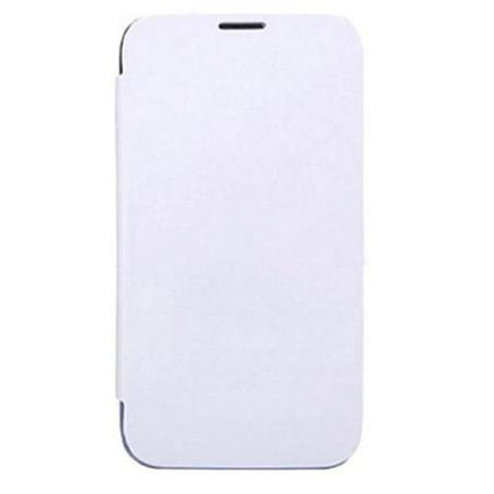 brand new d2e07 a6c2c Flip Cover for Samsung Galaxy Grand 2 SM-G7102 with dual SIM - White