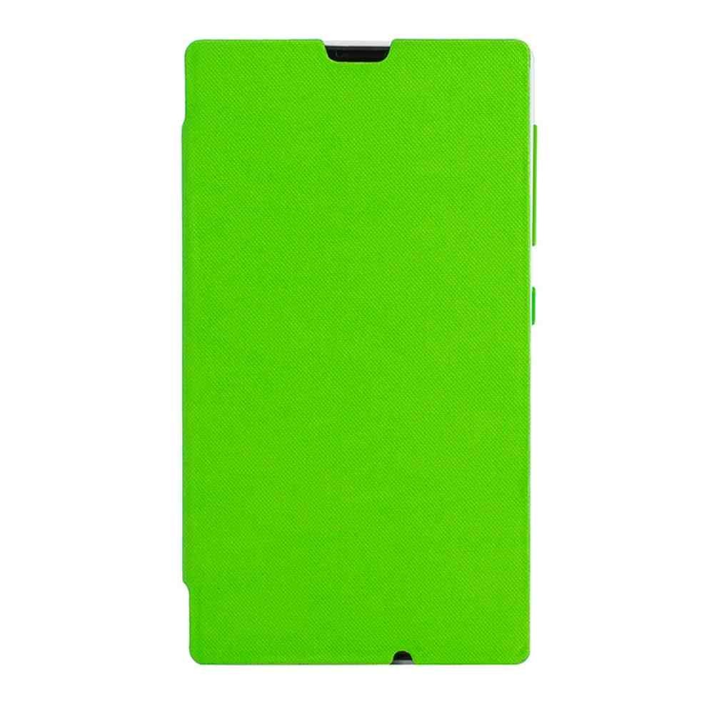big sale 91f58 acc6c Flip Cover for Nokia X2-01 - Black & Red