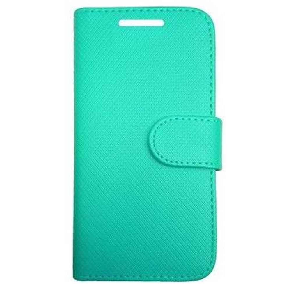 Flip Cover for Samsung Galaxy Axiom R830 - Black