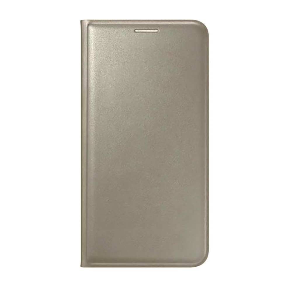new products c1274 ec704 Flip Cover for Samsung Galaxy J5 Prime - Gold