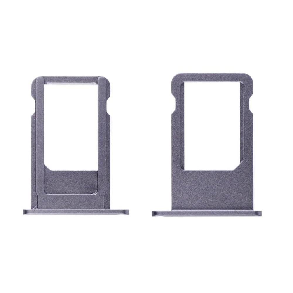 SIM Card Holder Tray for Lenovo P2 - Black