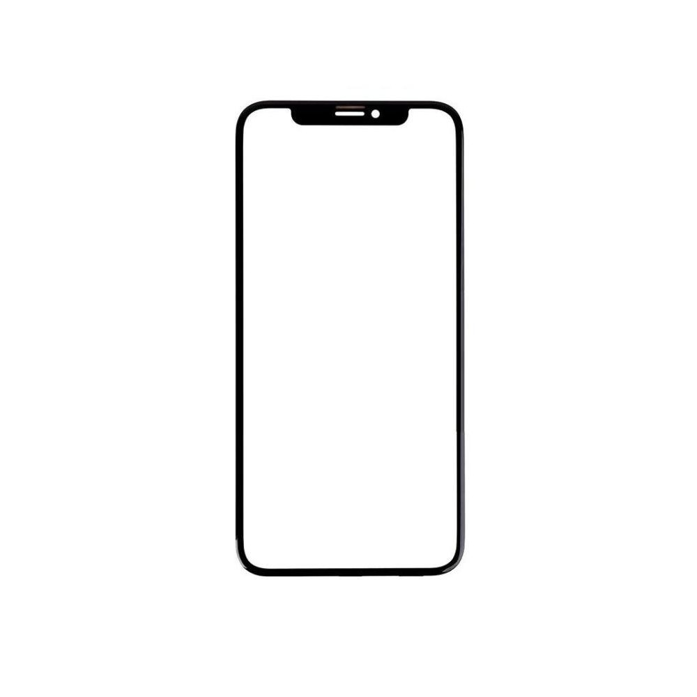 low cost 62991 94353 Front Glass for Apple iPhone XS Max - Grey