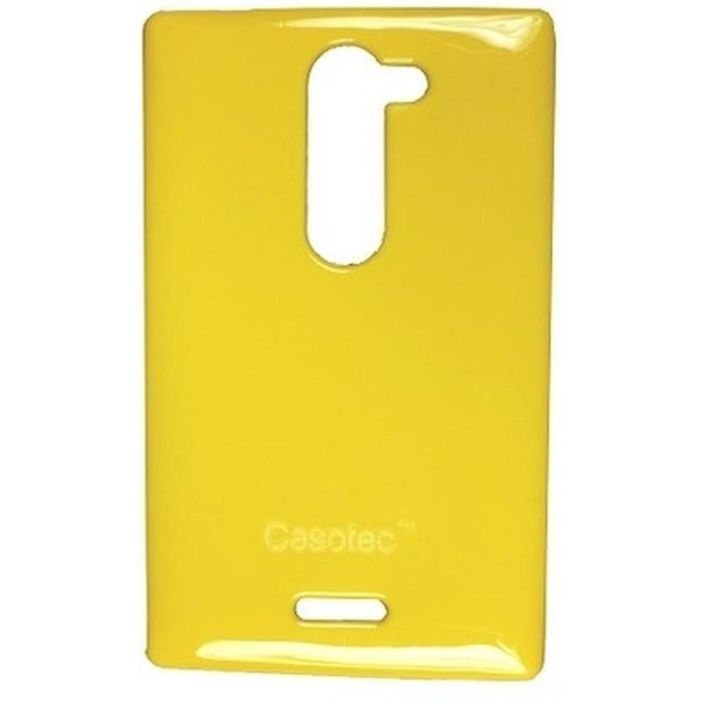 reputable site 968de 2ad41 Back Panel Cover for Nokia Asha 502 Dual SIM - Yellow