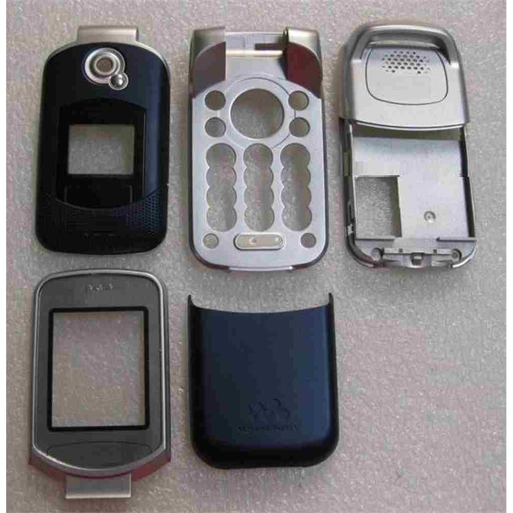 Full Body Housing for Sony Ericsson W300 - Blue