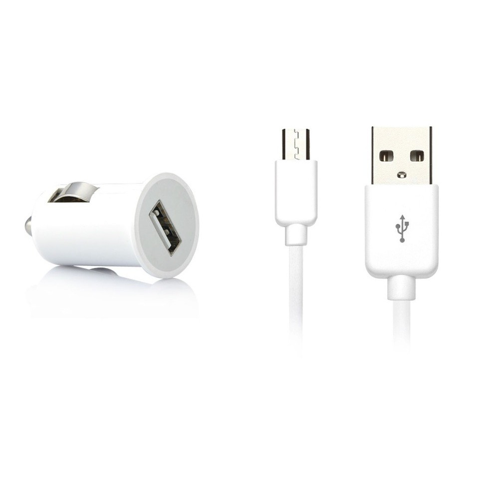 Car Charger For Apple Iphone 4s With Usb Cable Maxbhicom