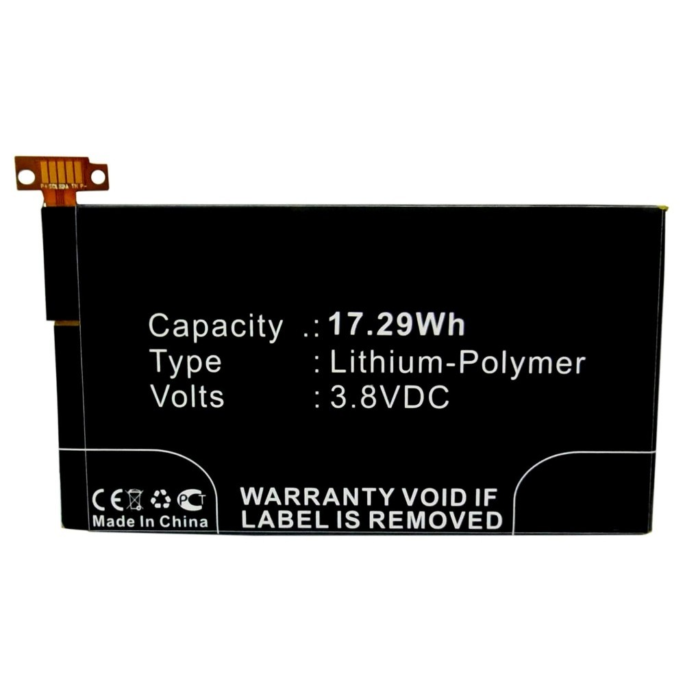 Battery for Amazon Kindle Fire HDX 40 40GB WiFi
