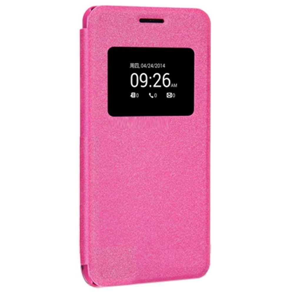 online store f0c70 d261b Flip Cover for Asus Zenfone 5 - Pink