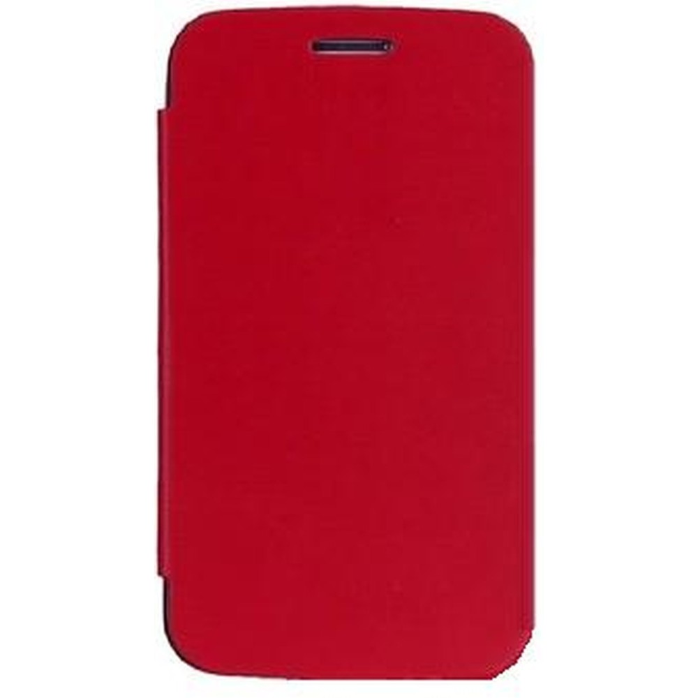 timeless design 2f666 cf4fb Flip Cover for Gionee Elife E3 - Red