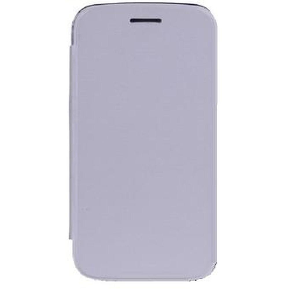 the best attitude 61fbe 7b1a4 Flip Cover for Gionee Elife E7 Mini - White