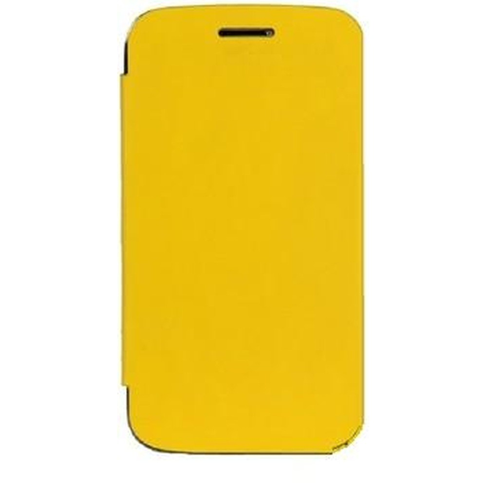 best cheap 0cdef 27b0d Flip Cover for Gionee Elife E7 Mini - Yellow