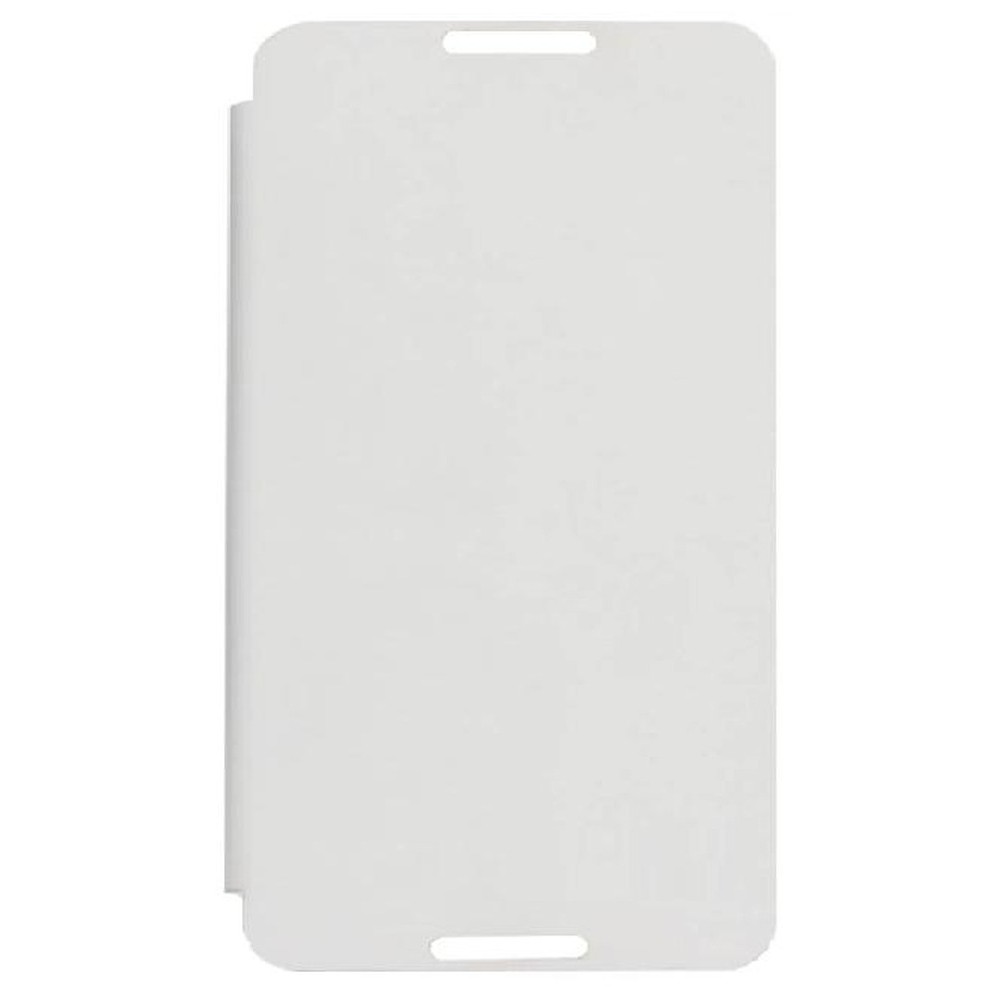 flip cover for htc desire 816 white by maxbhi com