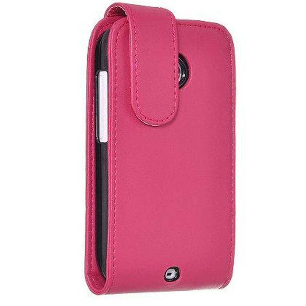 separation shoes eee88 0836e Flip Cover for HTC Desire C - Red